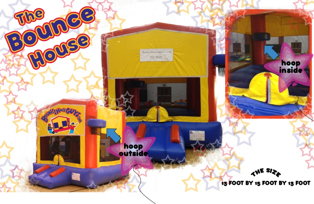Bounce House Guys - Inflatable Rentals Indianapolis
