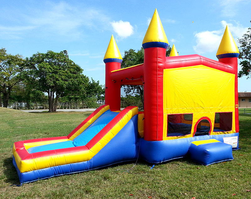Bounce House Inflatable Slide Indianapolis