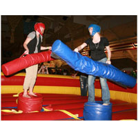 Rental Joust Game