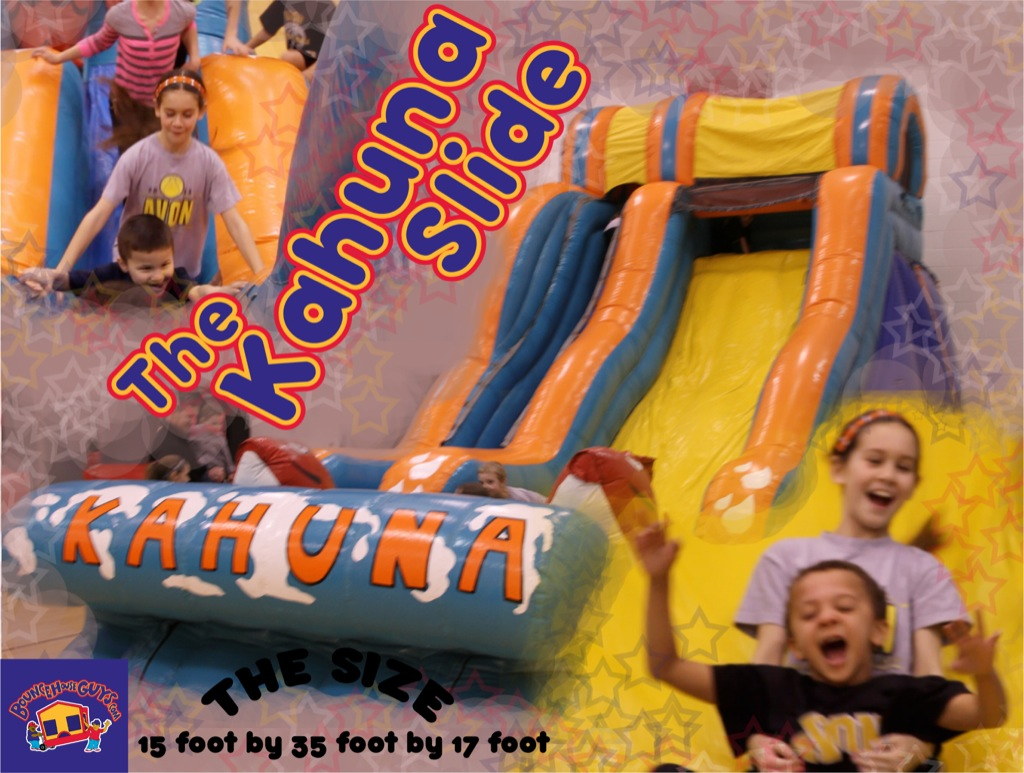 Water Slide Rental | Indianapolis