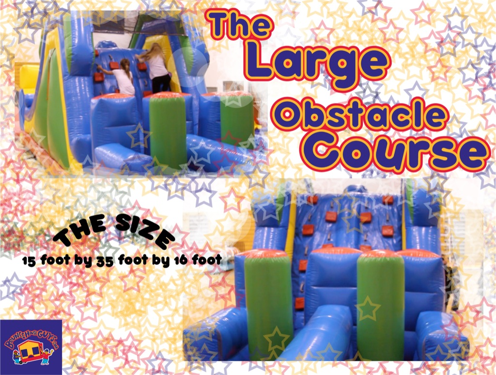 Obstacle Course Rentals Indianapolis